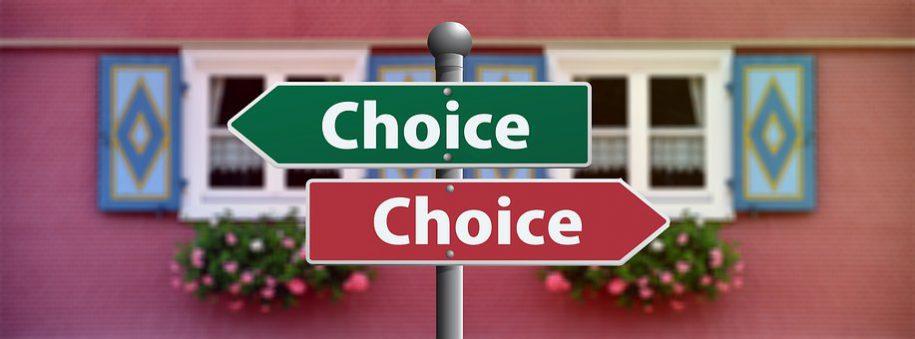 Vrijheid van keuze
